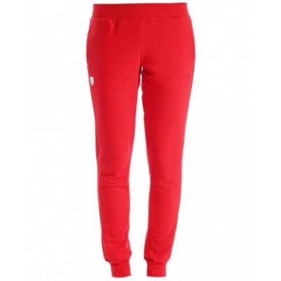 *Женские спортивные штаны PUMA Ferrari, красные