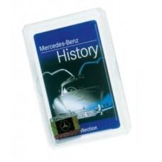 *Игральные карты Mercedes-Benz History Card Game