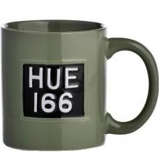 *Керамическая кружка Land Rover Mug HUE166, Green