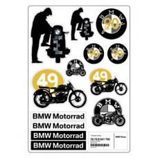 Наклейки BMW Motorrad 90 Years