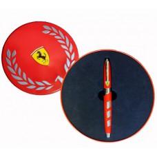 Подарочная шариковая ручка Pen Ferrari F1