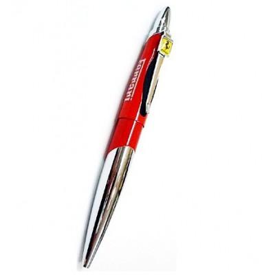 Шариковая ручка Ferrari в подарочной металлической упаковке