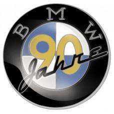 Значок BMW Motorrad 90 Years