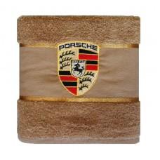 Мужское полотенце Porsche 50х90 см