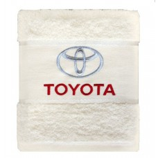 Подарочное полотенце Toyota 50х90 см