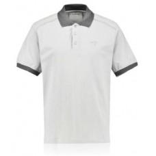 Мужская рубашка-поло McLaren Honda, серая
