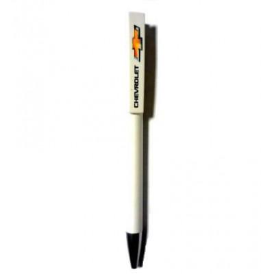 Шариковая ручка Chevrolet белая