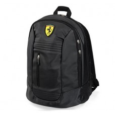 *Городской рюкзак Ferrari Santander чёрного цвета