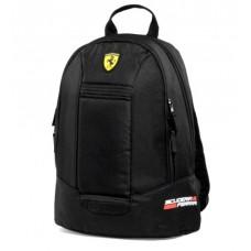 Маленький женский рюкзак Scuderia Ferrari, черный