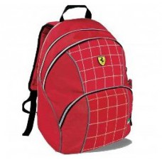 Модный школьный рюкзак для подростка Ferrari