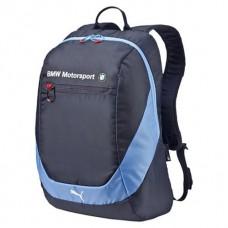 Молодежный рюкзак для парня BMW Motorsport, синий