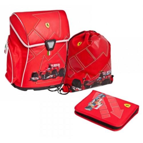 Школьные рюкзаки ferrari рюкзаки сумки армейские нато купить