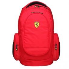 *Спортивный рюкзак Ferrari, красный
