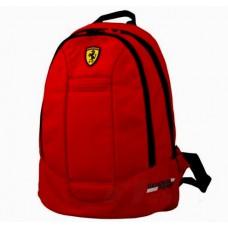 *Стильный женский рюкзак Scuderia Ferrari, красный