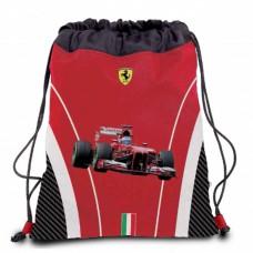 Детский мешок для обуви в школу от Ferrari