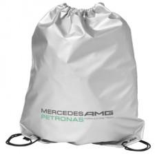 *Мешок Mercedes GP для сменки