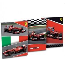 Набор школьных Тетрадей (A4) Ferrari