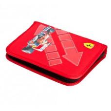 *Раскладной школьный пенал Ferrari