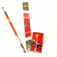 Школьный канцелярский набор Ferrari