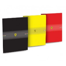 Тетрадь Ferrari для записей в линейку А4