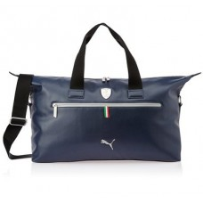 *Дорожная мужская сумка Ferrari Ferrari LS Weekender, синяя