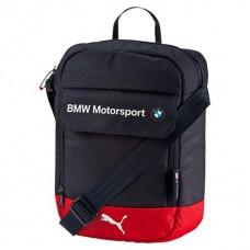 Маленькая мужская сумка BMW Motorsport через плечо