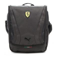 *Маленькая спортивная сумка Ferrari через плечо