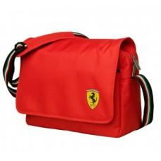 *Мужская сумка Ferrari через плечо