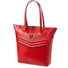 *Повседневная спортивная женская сумка PUMA Ferrari, красная