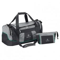*Спортивная сумка Mersedes-Benz (с косметичкой)