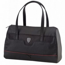 *Спортивная женская сумка PUMA Ferrari, черная