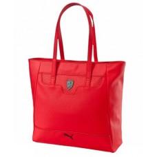 *Спортивная женская сумка PUMA Ferrari, красная