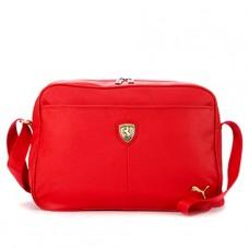 *Стильная мужская сумка Ferrari через плечо