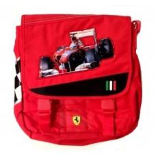 *Сумка Ferrari через плечо, для мальчика