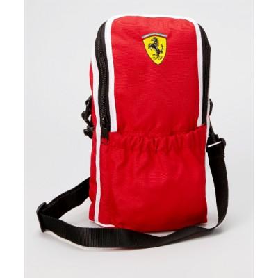 *Текстильная термо-сумка Ferrari через плечо