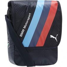 *Тканевая мужская сумка планшет через плечо от BMW Motorsport