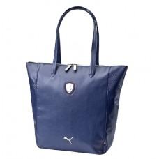 *Женская сумка для фитнеса PUMA Ferrari, синяя