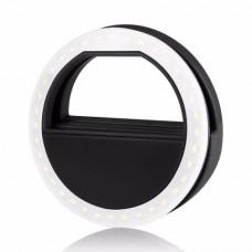 Хит продаж! Светодиодное кольцо для селфи