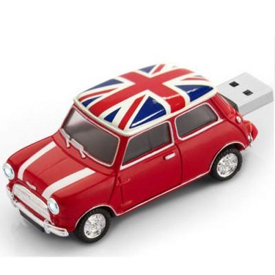 *Оригинальная флешка в подарок Mini Cooper