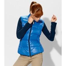 Женский жилет BMW, нежно-голубого цвета