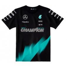 *Крутая мужская футболка Mercedes AMG Petronas