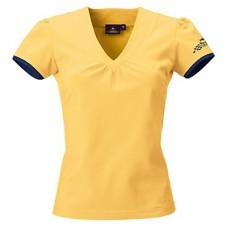 Женская футболка  Red Bull Racing, желтая