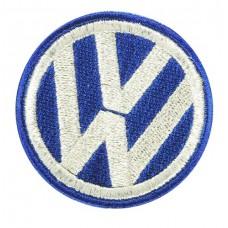 Декоративная нашивка на одежду, Volkswagen