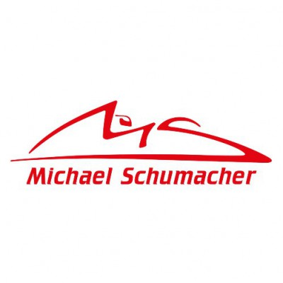 Наклейка на автомобиль Michael Schumacher