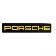 *Нашивка эмблема Porsche