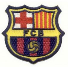 *Нашивка FCB
