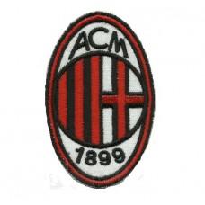 Нашивка футбольного клуба Milan ACM
