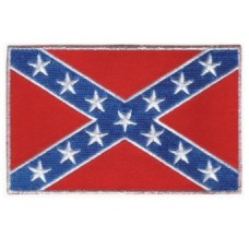 Нашивка на джинсы - Флаг Конфедератов