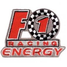 Нашивка на одежду F1 Racing Energy