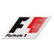 Нашивка на рюкзак, Formula 1